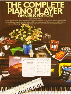 The Complete Piano Player: Omnibus Edition Books | Piano and vocal with guitar chord symbols