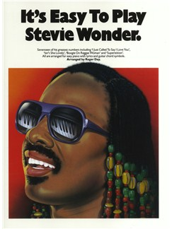 It's Easy To Play Stevie Wonder Books | Piano, Vocal & Guitar (with Chord Symbols)