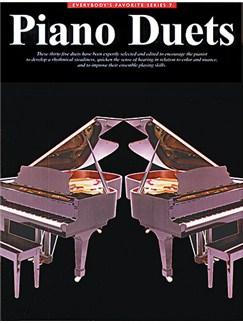 Everybody's Favorite Piano Duets Books | Piano Duet