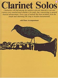 Clarinet Solos Books | Clarinet, Piano