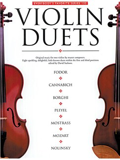 Violin Duets Books | Violin