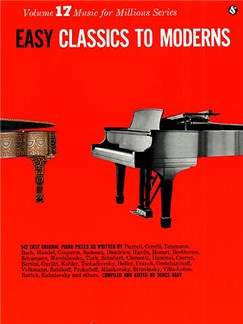 Easy Classics To Moderns Piano Books | Piano