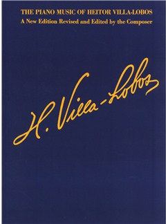 The Piano Music Of Heitor Villa-Lobos Books | Piano, Piano Accompaniment