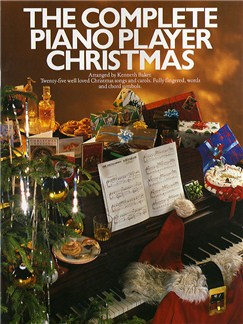 The Complete Piano Player: Christmas Books | Piano and Voice, with Guitar chord symbols