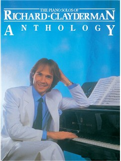 The Piano Solos Of Richard Clayderman: Anthology Books | Piano & Guitar, with chord symbols