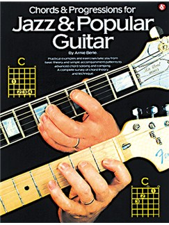 Chords And Progressions For Jazz And Popular Guitar Books | Guitar, with guitar chord boxes