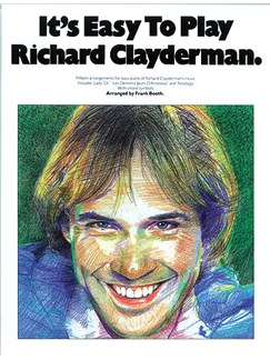 It's Easy To Play Richard Clayderman Book 1 Books | Piano (with Chord Symbols)