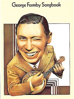 George Formby Songbook Books | Piano and Voice, with Ukulele chord boxes