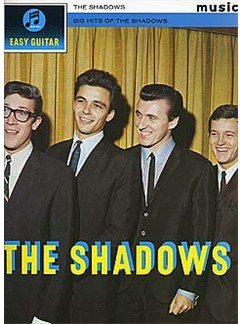 Big Hits Of The Shadows Books | Melody line, Lyrics & Chord, with guitar chord boxes