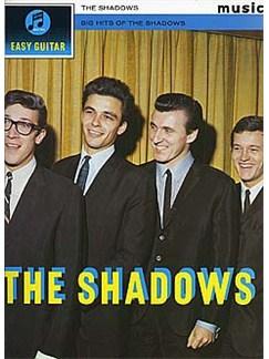 Big Hits Of The Shadows Livre | Ligne De Mélodie, Paroles et Accords (Boîtes d'Accord)