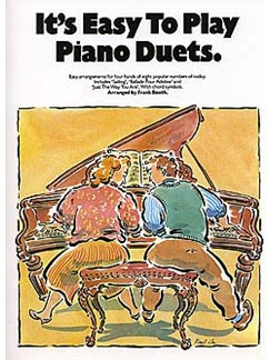 It's Easy To Play Piano Duets Books | Piano Duet