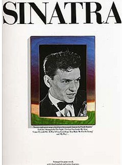The Frank Sinatra Songbook Books | Piano and Voice, with Guitar chord boxes