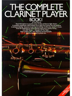 The Complete Clarinet Player Book 1 Books | Clarinet