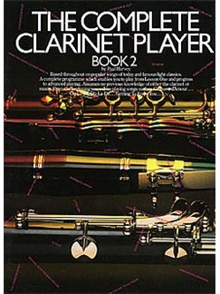 The Complete Clarinet Player Book 2 Books | Clarinet