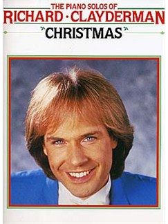 The Piano Solos Of Richard Clayderman: Christmas Books | Piano & Guitar, with chord symbols
