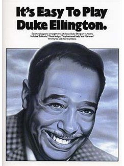 It's Easy To Play Duke Ellington Books | Piano and Voice, with Guitar chord symbols