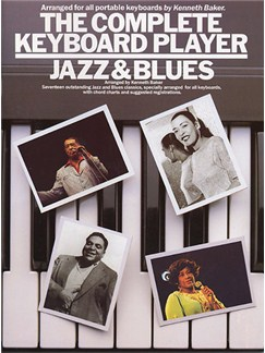 The Complete Keyboard Player: Jazz And Blues Books | Keyboard