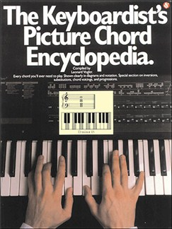 The Keyboardist's Picture Chord Encyclopaedia Books | Keyboard