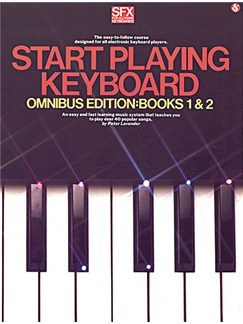 SFX Start Playing Keyboard Omnibus Edition Books | Melody line & lyrics, with chord symbols