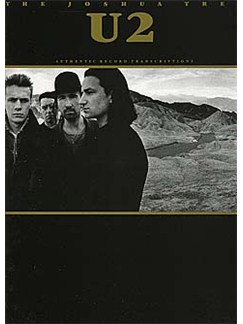 U2: The Joshua Tree Books | Guitar Tab, with chord symbols