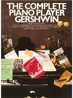 The Complete Piano Player: Gershwin Books | Piano
