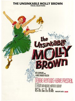 Meredith Willson: The Unsinkable Molly Brown - Vocal Selections Books | Piano and Voice, with Guitar chord symbols