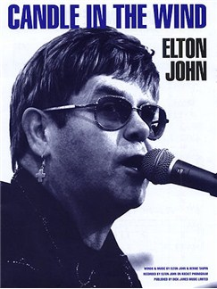 Elton John: Candle In The Wind Books | Piano and Voice, with Guitar chord symbols