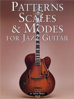 Patterns, Scales & Modes For Jazz Guitar Books | Guitar