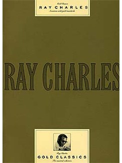 Gold Classics: Ray Charles Books | Piano and Voice, with Guitar chord boxes