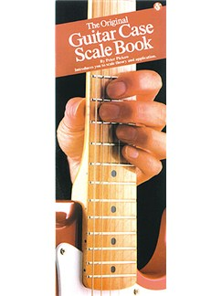 The Original Guitar Case Scale Book Books | Guitar