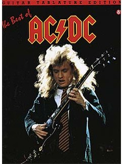 The Best Of AC/DC (TAB) Books | Guitar Tab (with Chord Symbols)