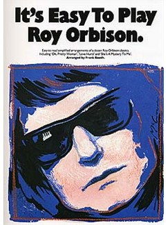 It's Easy To Play Roy Orbison Books | Piano and Voice, with Guitar chord symbols