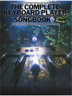 The Complete Keyboard Player: Songbook 7 Books | Melody line & lyrics, with chord symbols