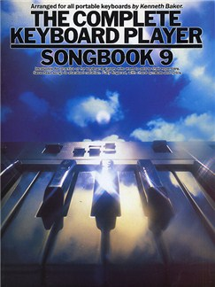 The Complete Keyboard Player: Songbook 9 Books | Melody line & lyrics, with chord symbols