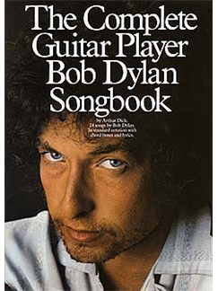 The Complete Guitar Player - Bob Dylan Songbook Books | Melody line, Lyrics & Chord, with guitar chord boxes