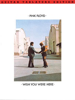 Pink Floyd: Wish You Were Here Guitar Tab Edition Books | Guitar Tab, with chord symbols