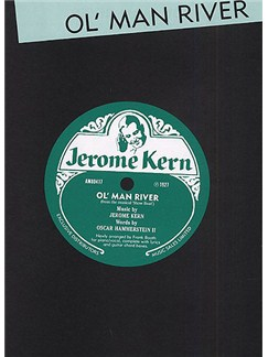 Jerome Kern: Ol' Man River (Showboat) Books | Piano, Voice and Guitar