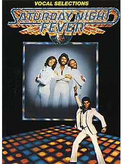 Saturday Night Fever - Vocal Selections Books | Piano and Voice, with Guitar chord boxes
