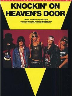 Guns N' Roses: Knockin' On Heaven's Door Books | Guitar Tab
