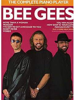 The Complete Piano Player: Bee Gees Livre | Piano, Chant et Guitare (Symboles d'Accords)