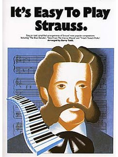 It's Easy To Play Strauss Books | Piano