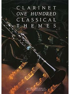 100 Classical Themes For Clarinet Books | Clarinet