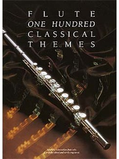 100 Classical Themes For Flute Books | Flute