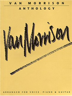 Van Morrison Anthology Books | Piano, Vocal & Guitar (with Chord Boxes)