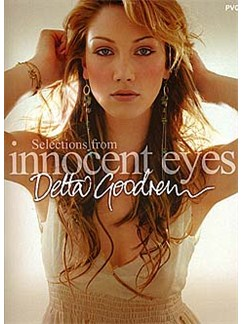 Delta Goodrem: Selections From Innocent Eyes Books | Piano, Voice and Guitar chord boxes