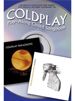 Coldplay: Play-Along Chord Songbook Books and CDs | Lyrics and Chords