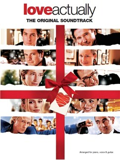 Love Actually: The Original Soundtrack Books | Piano, Voice & Guitar With Chord Boxes