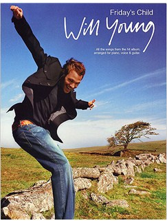 Will Young: Friday's Child Books | Piano and Voice, with Guitar chords