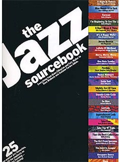 The Jazz Sourcebook Books | Piano and Voice, with Guitar chord symbols
