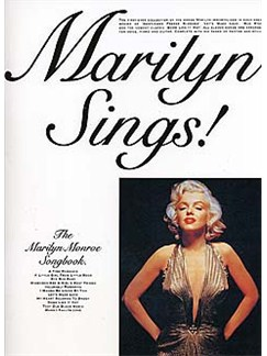 Marilyn Sings!: The Marilyn Monroe Songbook Books | Piano and Voice, with Guitar chord boxes